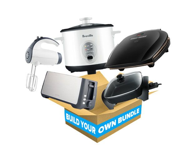 Build Your Own: Kitchen Appliances Bundle!